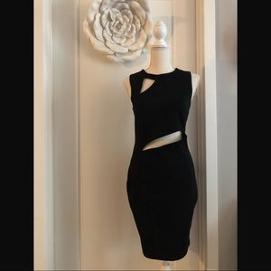 TOBI Cut Out Body Con